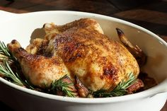 Honey Barbecue Roast Chicken – Under $10 Meal Idea