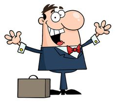 BRIN SURNAM- Thought of The Day: Thought Of The Day-The Salesperson And Us