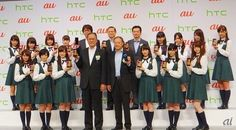 KDDIの新「HTC J butterfly」で進化した4つのポイント - CNET Japan
