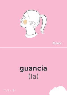 Guancia: Cheek