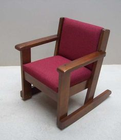 Children's Rocking Chairs from Dumas Pews.
