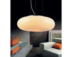 LAMPA wisząca EVIANTE LDP 1103-480 Lumina Deco szklana OPRAWA karbowana ZWIS biały