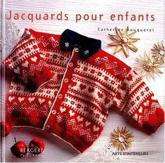 Amazon.fr - Jacquards pour enfants - Catherine Bouquerel, Alain Cornu - Livres