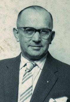 Mein Vater Franz-Rudolf Schleuthner