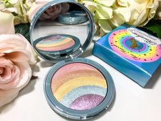 Too Faced Life's A Festival Collection Rainbow Strobe Prismatic Highlighter