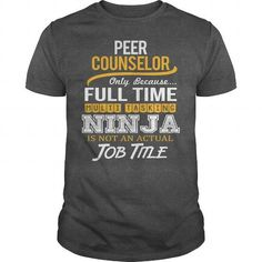 Awesome Tee For Peer Counselor - #tshirt men #cardigan sweater. BEST BUY => https://www.sunfrog.com/LifeStyle/Awesome-Tee-For-Peer-Counselor-124250475-Dark-Grey-Guys.html?68278