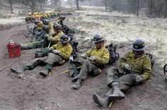 Wildfire in Arizona - The Atlantic Firefighter Gear, Firefighter Pictures, Wildland Firefighter, The New Colossus, Smokey The Bears, California Wildfires, Wild Fire, State Forest, Forest Service