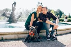 A fun engagement shoot in Regents Park in London. Anna and Andrzej decided to bring their French Bulldog Reggie along to get some photos too! London Cafe, Pre Wedding Shoot Ideas, My Favorite Image, Couple Portraits, Engagement Shoots, French Bulldog, Wedding Photography, Photoshoot, Weddings