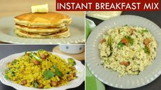 5 Minute Breakfast | Homemade Instant Breakfast Mixes | Time Saving Recipes - YouTube