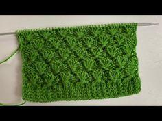 Beautiful Knitting Stitch Pattern For Ladies Cardigan,Ladies Jacket,Frock - YouTube