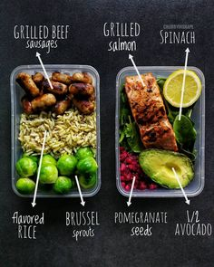 Check out this this signature prep by Chubby In Shape . Check out this this signature prep by Chubby In Shape . Healthy Food Delivery, Healthy Meal Prep, Healthy Snacks, Healthy Eating, Healthy Recipes, Delivery Food, Free Recipes, Little Lunch, Lunch Meal Prep