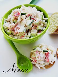 garlic, cups, cucumb 34, chop cucumb, cucumber salad, cucumb salad, crab meat, healthy crab salad, crabs