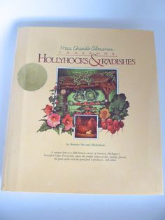 Vintage Gardener Cookbook Triple Award Winning Book Mrs Chards
