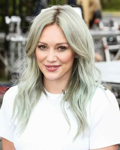 Stylish Starlets: Trendy or Tacky: Hilary Duff's New Hair?