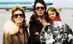 Paul McCartney: 'We were gypsies, a bunch of nutters on the road. God, what were we on?': His most moving interview ever about life with Linda Paul Mccartney Beatles, Paul And Linda Mccartney, John Lennon Beatles, Stella Mccartney, The Magical Mystery Tour, Cilla Black, Image American, Shows In Nyc, Beatles Photos