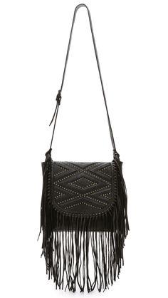 Cleobella Богемная сумка-портфель с бахромой   SHOPBOP