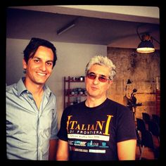 "@stefanoschiavo's photo: ""Roberto è pronto per Meet the Innovators con Quaeryon e @shara_zad"""