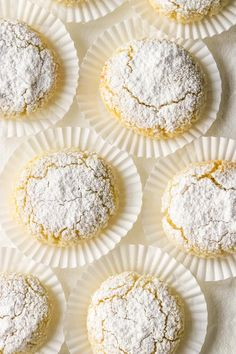 Ricciarelli are soft and chewy Italian almond cookies. These gluten free Tuscan cookies are traditionally served during the Christmas holiday.