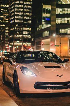 City lights & corvette flights!