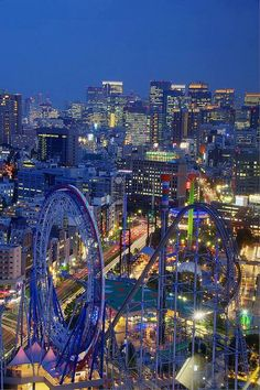 The Takabisha, the world's steepest roller coaster in TOKYO has got to the ultimate thrill ride. Japan