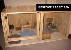 Large Rabbit Hutches | boylespethousing.co.uk