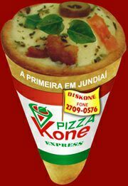 easy to eat pizza kone express