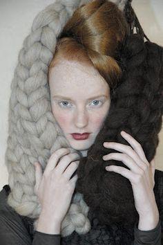 B A R B A R A M U N S E L #knit