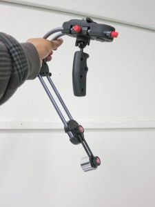 Modify a Steadicam Smoothee for your DSLR Camera