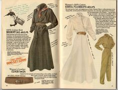 Vintage Adventure Style: Outfits Inspired by Old-school Banana Republic Catalogs Adventure Outfit, Adventure Style, Adventure Clothing, Retro Fashion, Vintage Fashion, Petite Fashion, Curvy Fashion, Fall Fashion, Vintage Style