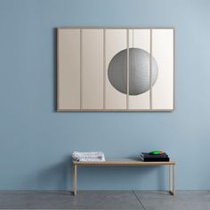 "Another Brand 2016. Orlo Panel Mirrors.  ""Another Brand continues Theo Williams' mission to create simple, considered products"" -Elle Decoration  Another Brand Creative Director, London. ""When creating Another Brand we set out to make products that would be accessible and timeless.""  #oakmirror #furniture #interiors #homedecoration #design #colour #anotherbranduk #tavolini #orlo #mirror #design #interiors #minimaldesign"