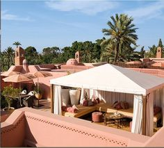 The Le Dune, Forte Village Resort, located on the Mediterranean Island of Sardinia, Italy, is considered to be the most expensive hotel in the world according to a recent survey