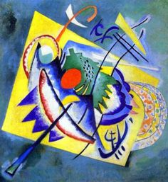 Wassily Kandinsky (Russian, 1866-1944)  http://www.artsingallery.com/index.php?main_page=product_info&cPath=14_35&products_id=1159