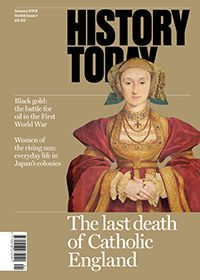 Cover of the January issue