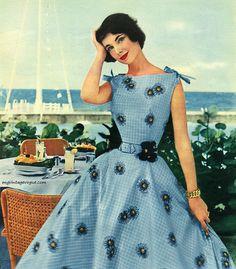 Betty Barclay 1956