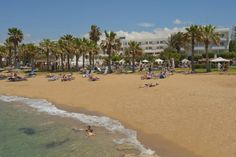 Louis Ledra Beach hotel in Paphos Cyprus