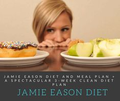 Jamie Eason Diet and Meal Plan A Spectacular Clean Diet Plan Clean Eating Meal Plan, Clean Eating Dinner, Eating Plans, Jamie Eason, Healthy Groceries, Healthy Shopping, Competition Diet, Most Effective Diet, Diet Plans For Women
