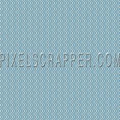 Shine - Blue Chevron Papel