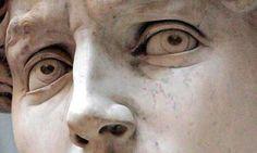 Michelangelo's David...beautiful...