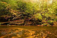 El río Urrobi a su paso por el valle de Arce, #Navarra (By @ josemanuel.morillohabas / Instagram)