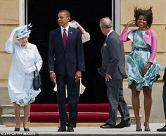No matter what your politics are, this is funny. Michelle Obama seems to be having fun with her Marilyn look...