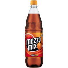 Germany: Mezzo Mix (like coke + fanta)
