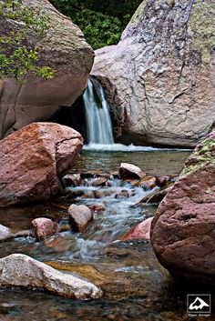 Whitewater Creek - Catwalk Canyon, New Mexico