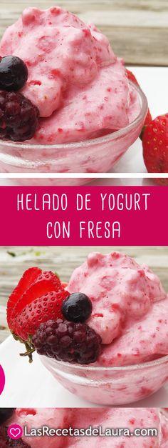 parfaits de yogurt con cerezas y pistachos y diabetes