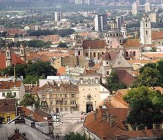 Vilnius   Destinations - The best budget city to visit in Europe - Vilnius