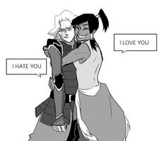 korra & lin Korra Avatar, Team Avatar, Lin Beifong, Avatar Funny, Avatar The Last Airbender Art, Avatar Series, Korrasami, Fire Nation, Cabbages