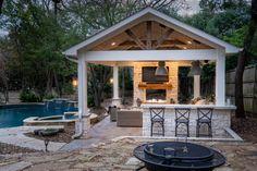 Backyard Cabana, Outdoor Cabana, Backyard Pavilion, Pool Cabana, Outdoor Gazebos, Backyard Gazebo, Outdoor Pavillion, Backyard Ideas, Gazebo Ideas