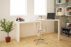 Para trabalhar e estudar com muito conforto e praticidade, os móveis para escritório precisam estar de acordo com o espaço e com as atividades realizadas. Lembre de manter a postura correta e de se alongar.
