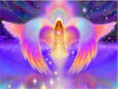 Archangels brining in the love for us all