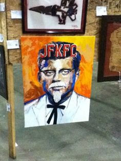 JFKFC  http://lolsalot.com/funny-pics/jfkfc/  #Funny #Pic