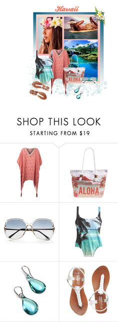 """Hawaiian Vacation; swim time!"" by citkat777 ❤ liked on Polyvore featuring Talitha, Rip Curl, Retrosun, J.Crew, Antica Murrina, women's clothing, women, female, woman and misses"